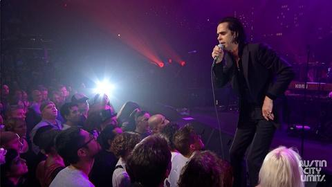 "Austin City Limits -- S40 Ep5: Nick Cave & The Bad Seeds ""Jubilee Street"""