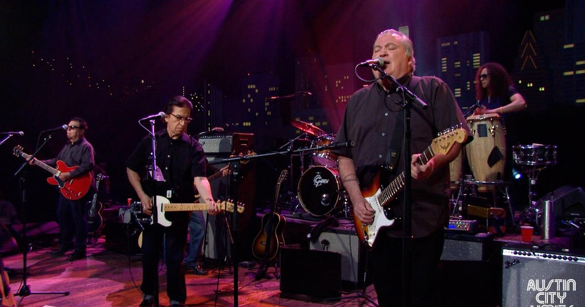 Los lobos mas y mas austin city limits oeta for Oeta schedule