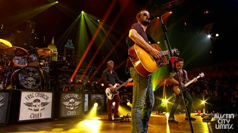 "Austin City Limits -- S40 Ep7: Eric Church ""Drink in My Hand"""