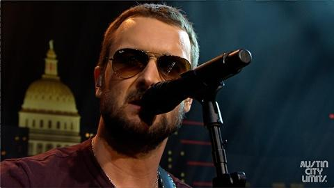 "Austin City Limits -- Eric Church ""Springsteen"""