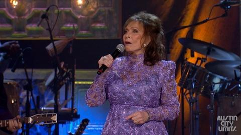 "Austin City Limits -- S40: Loretta Lynn ""Coalminer's Daughter"" Americana Music Fes"