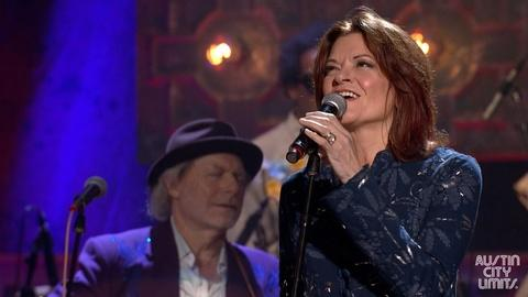 "Austin City Limits -- Rosanne Cash ""Feather's Not a Bird"" Americana Music Festival"