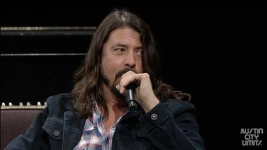 Dave Grohl & Terry Lickona Q&A