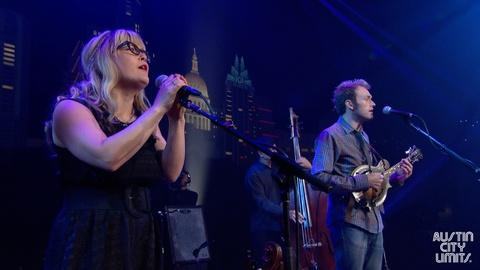 "Austin City Limits -- Nickel Creek ""Destination"""