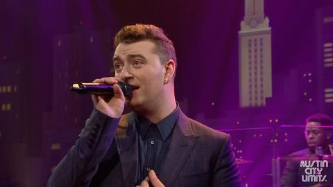 "Austin City Limits -- Sam Smith ""Stay With Me"""