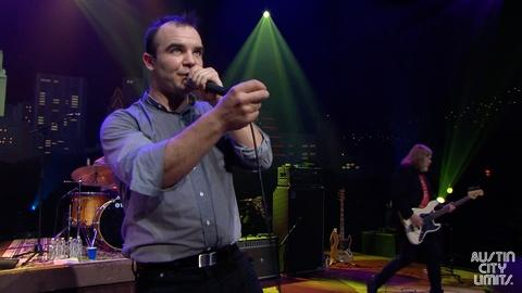 "Austin City Limits -- Future Islands ""Seasons (Waiting on You)"""
