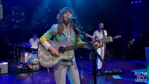 "Austin City Limits -- Jenny Lewis ""Just One of the Guys"""