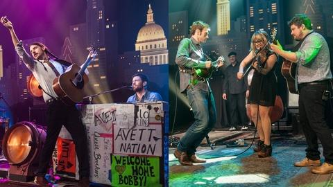 Austin City Limits -- S40 Ep8: The Avett Brothers / Nickel Creek