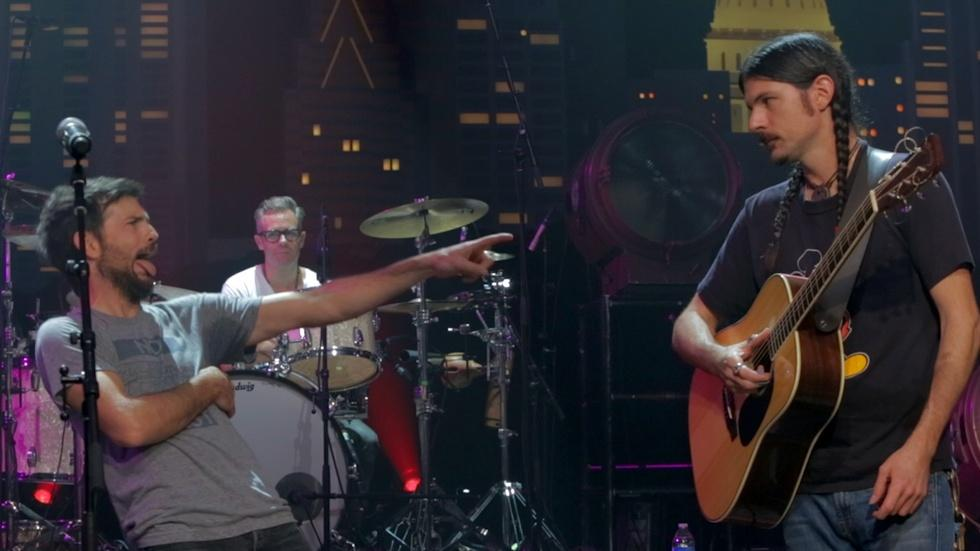 Behind the Scenes: The Avett Brothers image