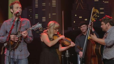 Austin City Limits -- Behind the Scenes: Nickel Creek