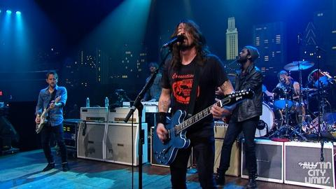 "Austin City Limits -- S40 Ep13: Foo Fighters ""What Did I Do?/God As My Witness"""