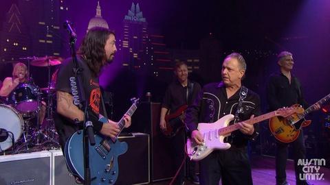 "Austin City Limits -- S40 Ep13: Foo Fighters ""Tuff Enuff"""