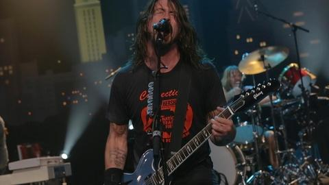 Austin City Limits -- S40 Ep13: Behind the Scenes: Foo Fighters