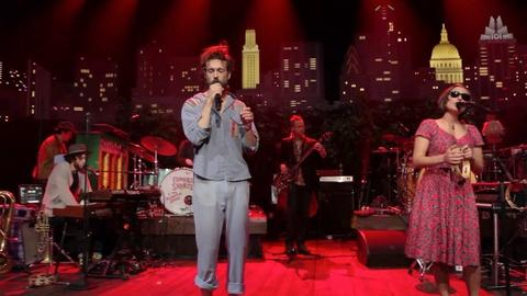 Austin City Limits -- S38 Ep11: Behind the Scenes: Edward Sharpe & the Magnetic Ze