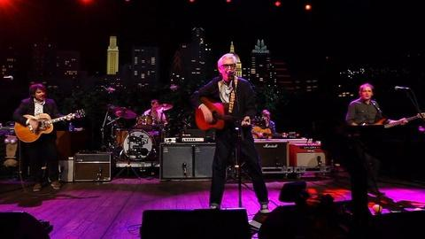 "Austin City Limits -- Wilco and Nick Lowe ""Cruel to be Kind"""