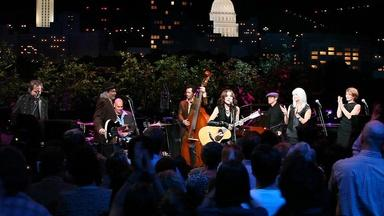 Behind the Scenes: Patty Griffin & Friends