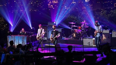 Austin City Limits -- S36 Ep11: Behind the Scenes: Band of Horses