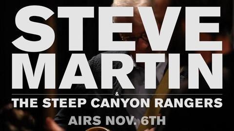 Austin City Limits -- S36 Ep6: Behind the Scenes: Steve Martin