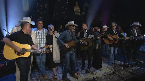 """S41 E5: Austin City Limits Hall of Fame 2015: """"White Freightliner..."""
