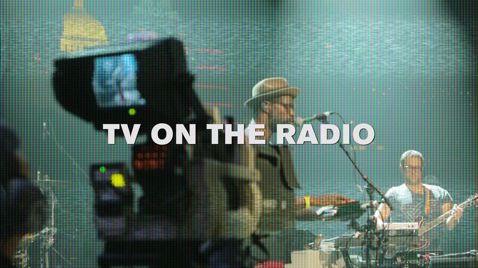Behind the Scenes: TV On The Radio image