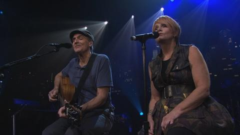 "Austin City Limits -- S41 Ep6: James Taylor ""You Can Close Your Eyes"" (with Shawn"