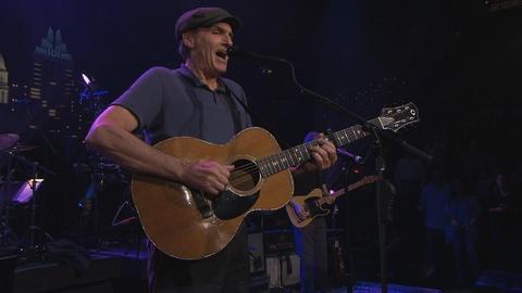 """Austin City Limits -- S41 Ep6: James Taylor """"Your Smiling Face"""""""