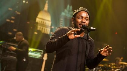 Austin City Limits -- Kendrick Lamar
