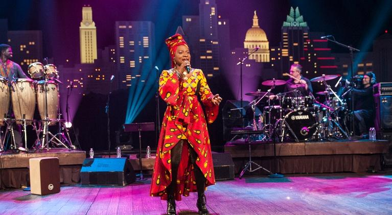 Austin City Limits: Angelique Kidjo