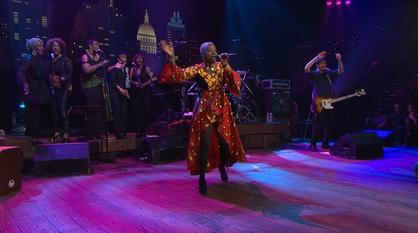 Austin City Limits -- Behind the Scenes: Angelique Kidjo