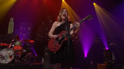 "Austin City Limits -- Sleater-Kinney ""Price Tag"""