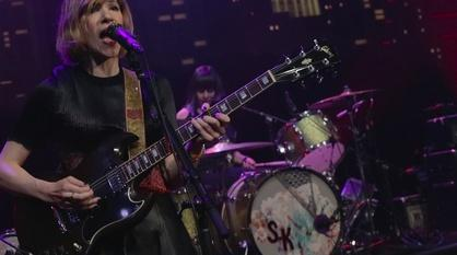 Austin City Limits -- Behind the Scenes: Sleater-Kinney