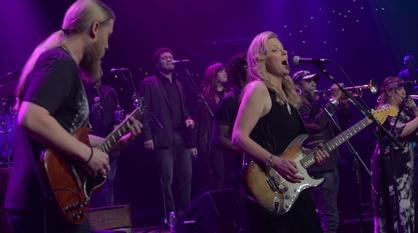 Austin City Limits -- Behind the Scenes: Tedeschi Trucks Band