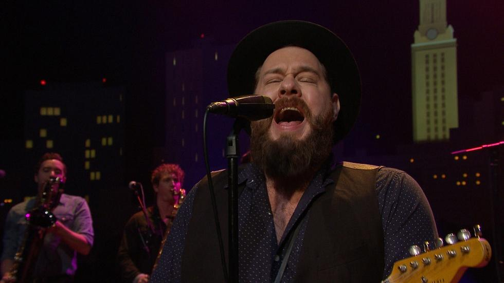 """Nathaniel Rateliff & The Night Sweats """"I Need Never Get Old"""" image"""