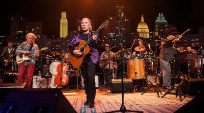 Austin City Limits -- Paul Simon