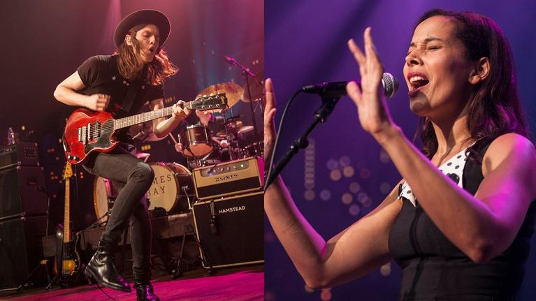 Austin City Limits: James Bay / Rhiannon Giddens