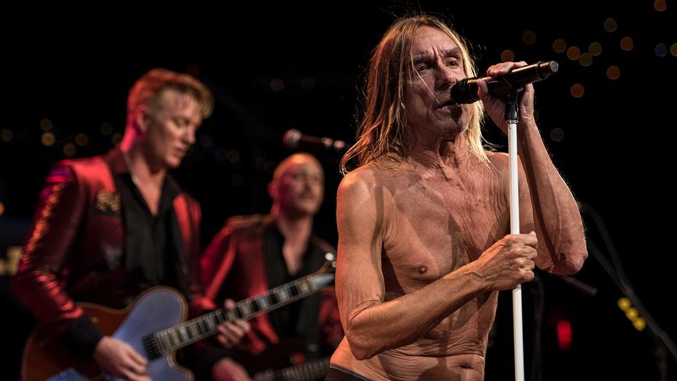 "Iggy Pop ""Funtime"" image"