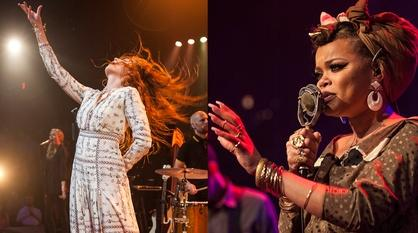 Austin City Limits -- Florence + The Machine / Andra Day