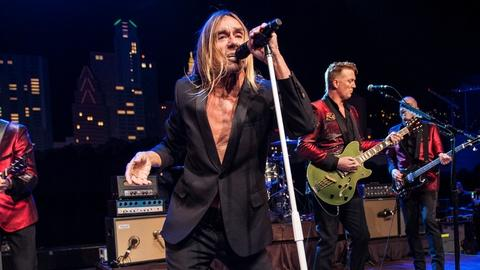Austin City Limits -- S42 Ep5: Iggy Pop