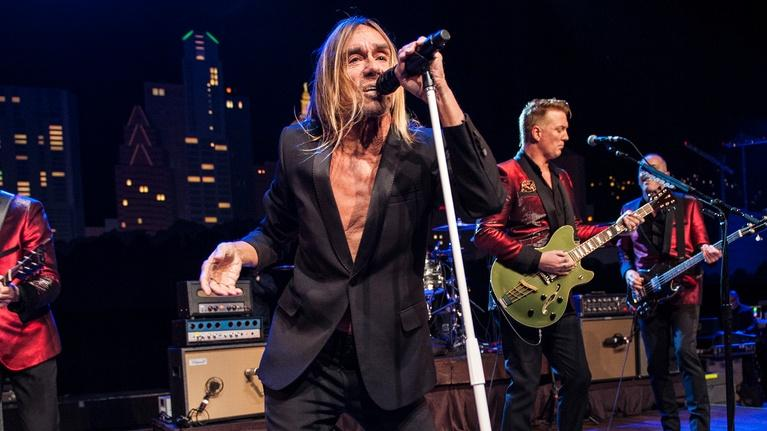 Austin City Limits: Iggy Pop