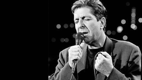 "Austin City Limits -- Leonard Cohen ""First We Take Manhattan"""