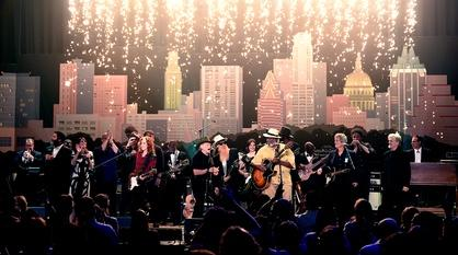 Austin City Limits -- ACL Hall of Fame New Year's Eve 2016