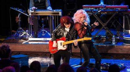 "Austin City Limits -- Cyndi Lauper ""Girls Just Want to Have Fun"""