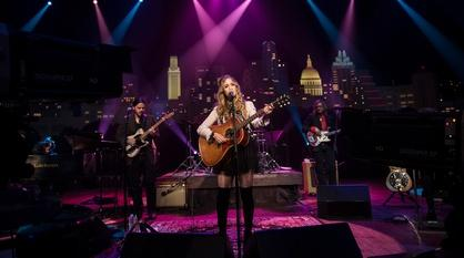 "Austin City Limits -- Margo Price ""Hands of Time"""