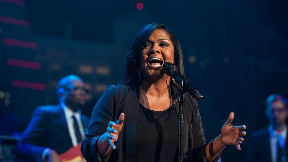 "CeCe Winans ""Why Me Lord?"" image"