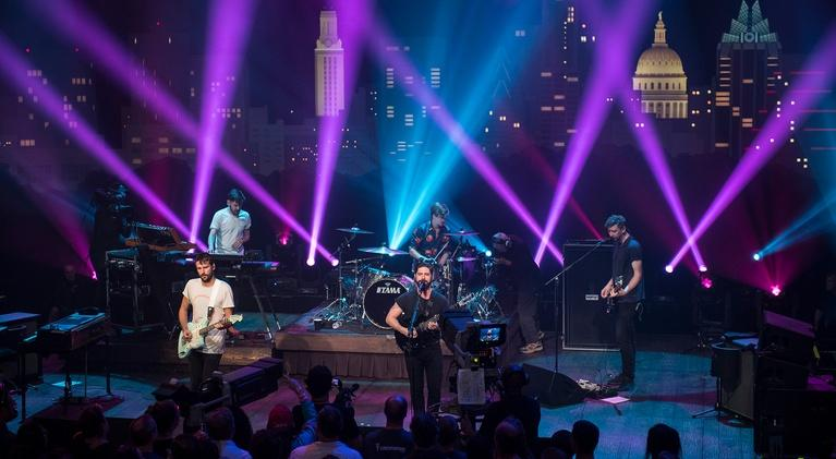 "Austin City Limits: Foals ""My Number"""
