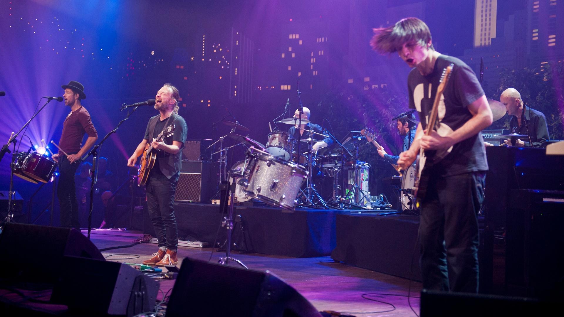 Radiohead austin city limits pbs voltagebd Choice Image