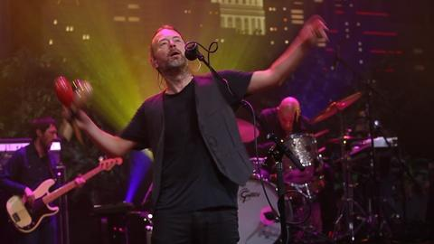 Austin City Limits -- Behind the Scenes: Radiohead