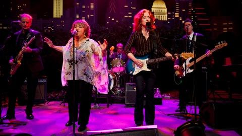 Austin City Limits -- Bonnie Raitt/Mavis Staples - Preview