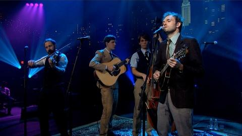 "Austin City Limits -- S38 Ep5: Punch Brothers ""Movement and Location"""