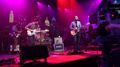 "Austin City Limits -- S38 Ep4: Behind the Scenes: The Shins ""Caring is Creepy"""